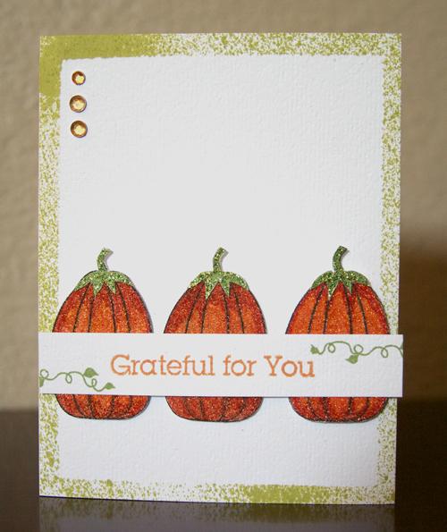 PumpkinGrateful