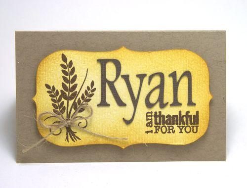 RyanPlacecard