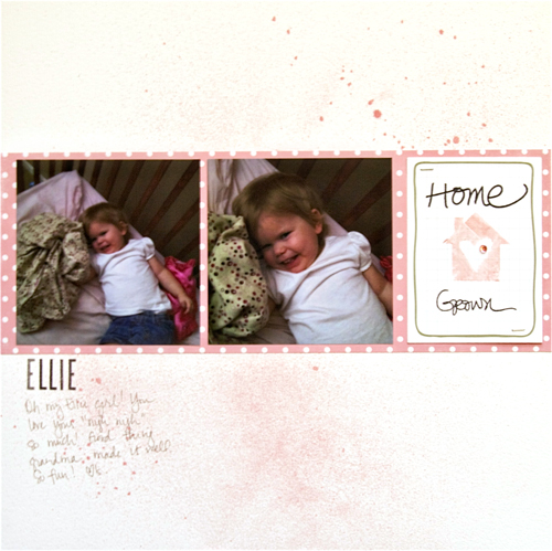 EllieHomeGrown